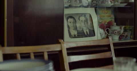 кадр №240579 из фильма Родные