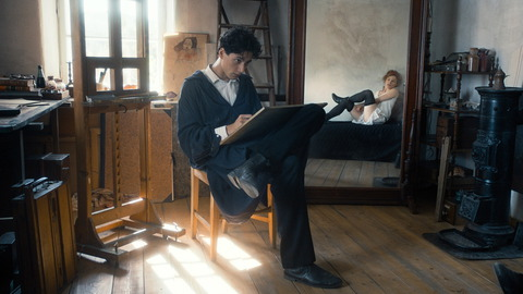 """Фильм онлайн  """"Эгон Шиле: Смерть и дева"""" фото актеров"""