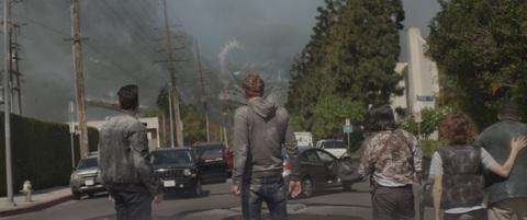 кадр №240727 из фильма Скайлайн 2