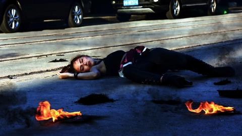 кадр №240796 из фильма Шанхайский перевозчик