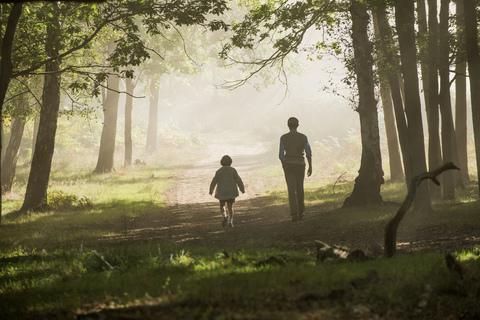 кадр №241188 из фильма Прощай, Кристофер Робин