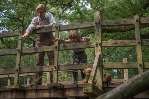 кадр №241202 из фильма Прощай, Кристофер Робин