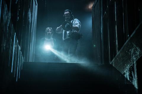 кадр №241390 из фильма Астрал 4: Последний ключ
