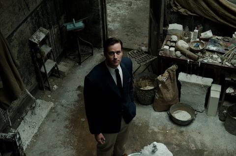 кадр №241447 из фильма Последний портрет