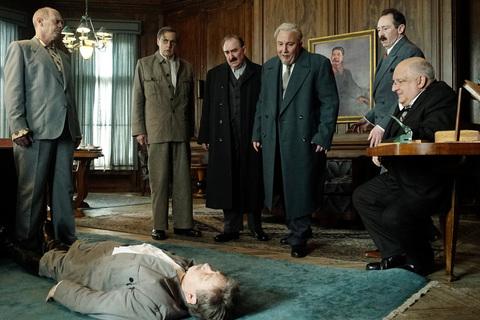 кадр №241529 из фильма Смерть Сталина