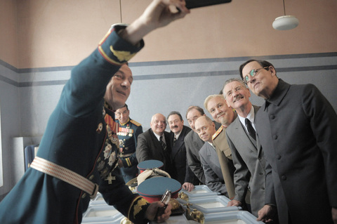 кадр №241532 из фильма Смерть Сталина