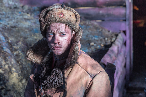 кадр №241745 из фильма Рубеж