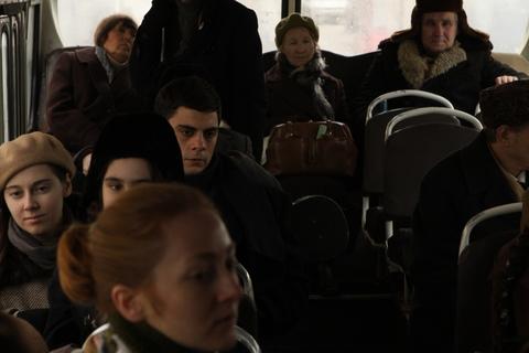 кадр №242581 из фильма Довлатов