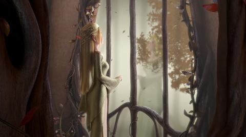 кадр №242677 из фильма Трон эльфов