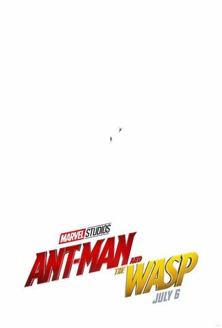 плакат фильма постер Человек-Муравей и Оса