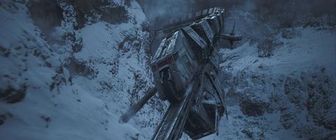 кадр №242978 из фильма Хан Соло: Звездные войны. Истории