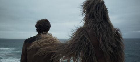 кадр №242980 из фильма Хан Соло: Звездные войны. Истории