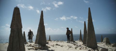 кадр №242982 из фильма Хан Соло: Звездные войны. Истории