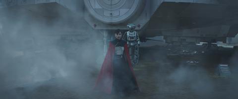кадр №242983 из фильма Хан Соло: Звездные войны. Истории