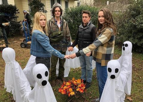 кадр №243048 из фильма Хэллоуин