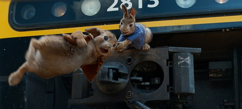 кадр №243458 из фильма Кролик Питер