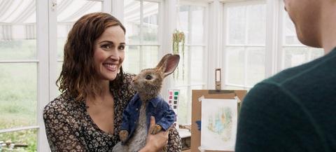 кадр №243459 из фильма Кролик Питер