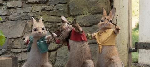 кадр №243461 из фильма Кролик Питер