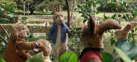 кадр №243463 из фильма Кролик Питер