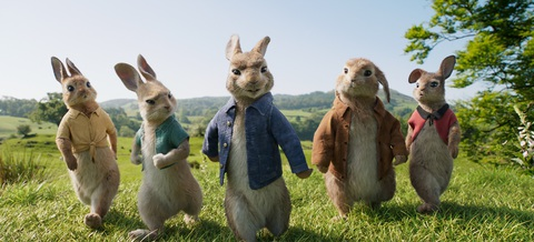 кадр №243464 из фильма Кролик Питер