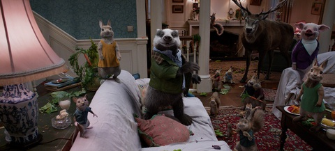 кадр №243465 из фильма Кролик Питер