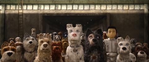 кадр №243586 из фильма Остров собак