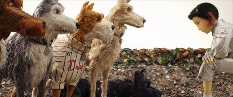кадр №243588 из фильма Остров собак