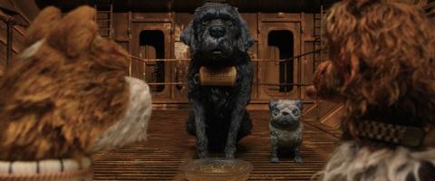 кадр №243590 из фильма Остров собак