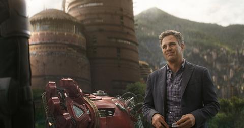 кадр №243680 из фильма Мстители: Война бесконечности