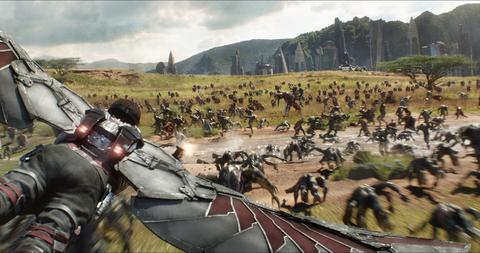 кадр №243682 из фильма Мстители: Война бесконечности