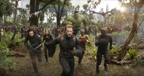 кадр №243683 из фильма Мстители: Война бесконечности