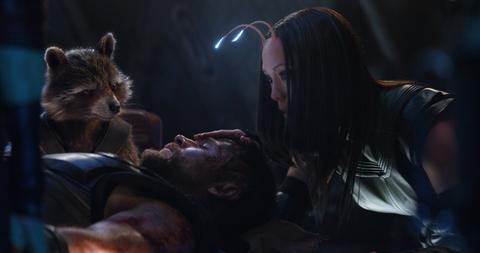 кадр №243685 из фильма Мстители: Война бесконечности