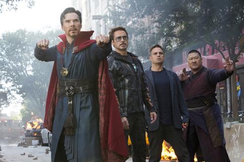 кадр №243690 из фильма Мстители: Война бесконечности
