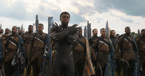 кадр №243691 из фильма Мстители: Война бесконечности