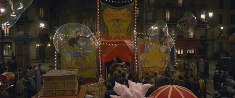кадр №243975 из фильма Фантастические твари: Преступления Грин-де-Вальда