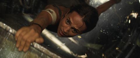 кадр №244018 из фильма Tomb Raider: Лара Крофт