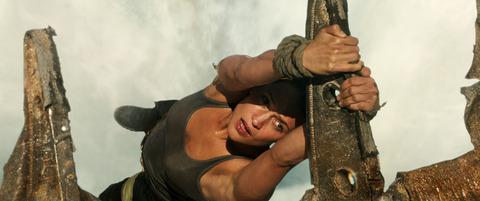 кадр №244019 из фильма Tomb Raider: Лара Крофт