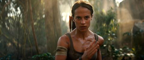 кадр №244020 из фильма Tomb Raider: Лара Крофт