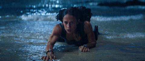 кадр №244026 из фильма Tomb Raider: Лара Крофт
