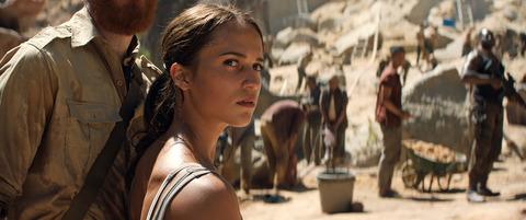 кадр №244027 из фильма Tomb Raider: Лара Крофт