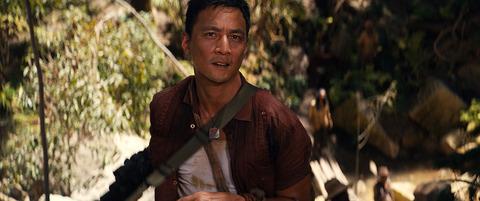 кадр №244028 из фильма Tomb Raider: Лара Крофт