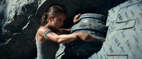 кадр №244029 из фильма Tomb Raider: Лара Крофт