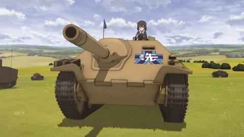 кадр №244680 из фильма Девушки и танки