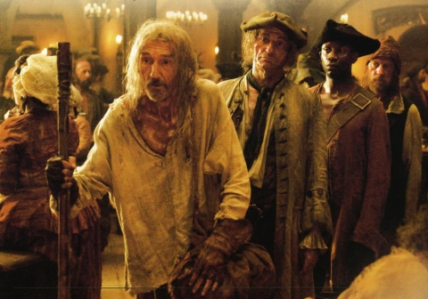 кадры из фильма Пираты Карибского моря: Сундук мертвеца