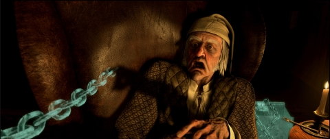 кадр №24548 из фильма Рождественская история 3D