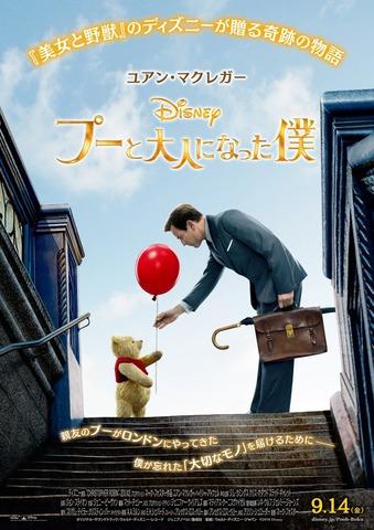 плакат фильма постер Кристофер Робин