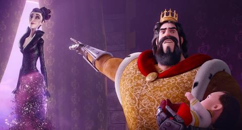 кадр №246825 из фильма Распрекрасный принц