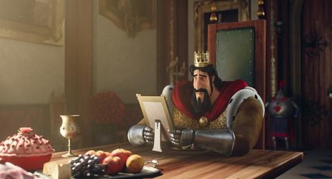 кадр №246828 из фильма Распрекрасный принц