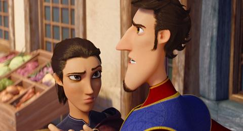 кадр №246830 из фильма Распрекрасный принц