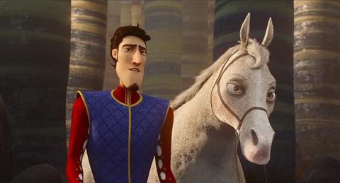 кадр №246833 из фильма Распрекрасный принц